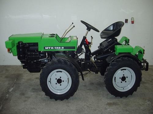 Minitraktori